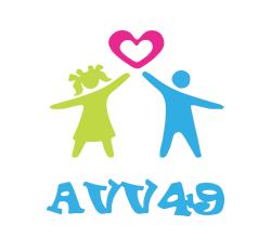 Logo Association Veufs et Veuves du Maine-et-Loire